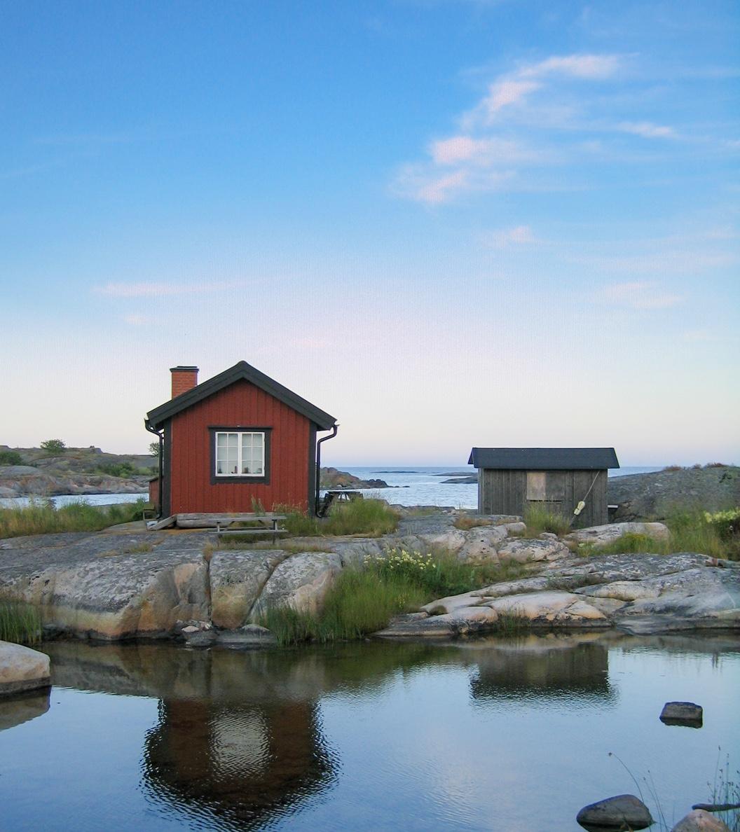 Skärgården Stockholms skärgård